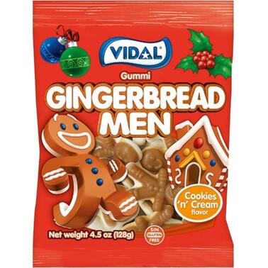 Gingerbread Gummy Bag
