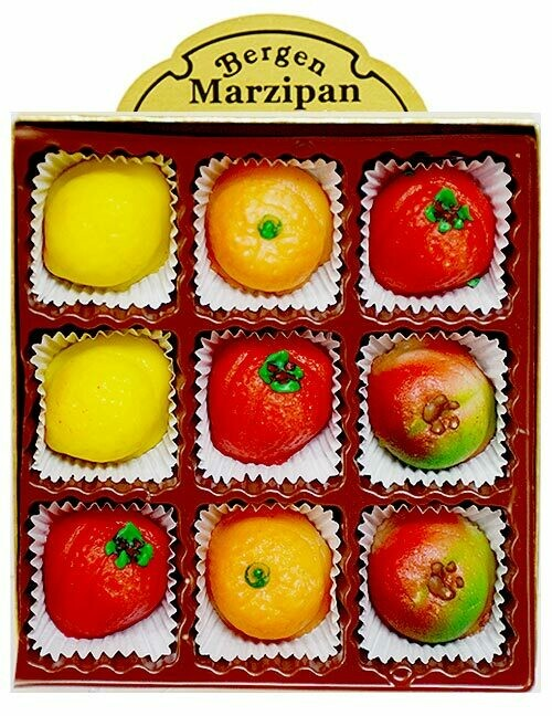 Marzipan Fruit Assortment