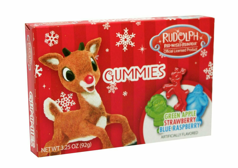 Rudolph Gummy Box