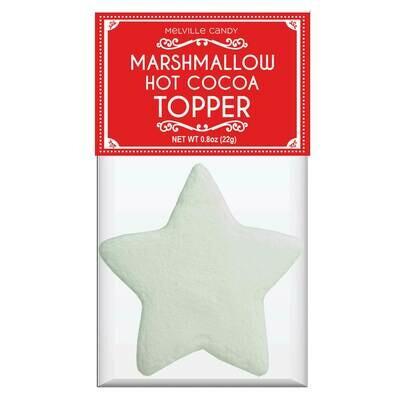Star Marshmallow Topper