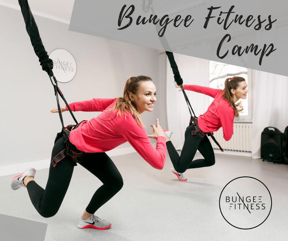 Bungee fitness equipment
