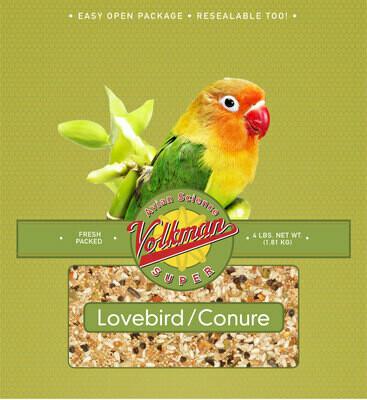 Volkman Lovebird/Conure 4#