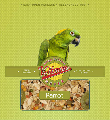 Volkman Parrot 4#