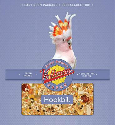 Volkman Hookbill 4#