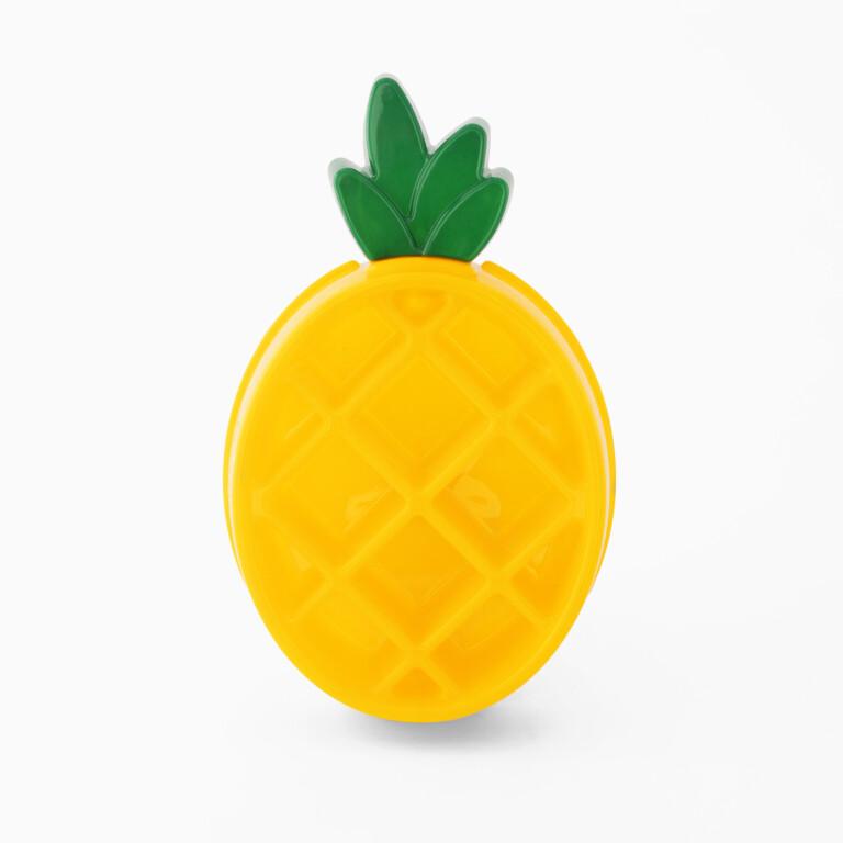 Zippy Paws Happy Bowl Pineapple