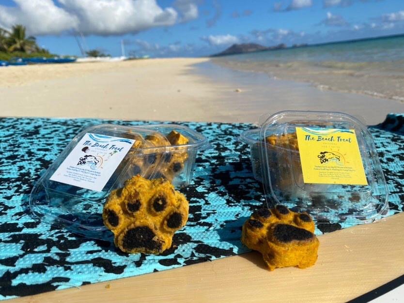 The Beach Treat with Coconut 5pk