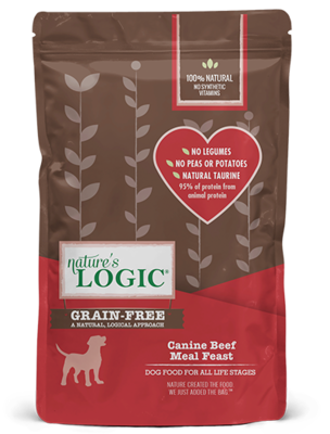 NL Dog Grain Free Beef 4.4#