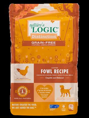 NL Dog Distinction GF Fowl 4.4#