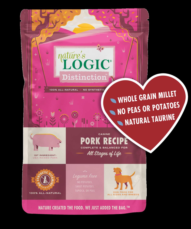 NL Dog Distinction Pork 24#