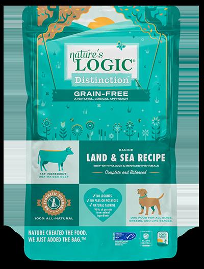NL Dog Distinction GF Land and Sea 4.4#