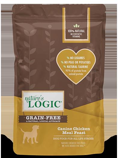 NL Dog Grain Free Chicken 4.4#