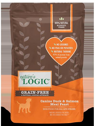 NL Dog Grain Free Duck and Salmon 25#
