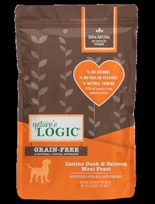 NL Dog Grain Free Duck and Salmon 4.4#