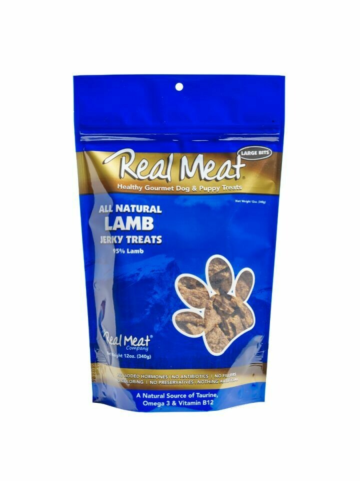 RM Jerky Lamb 12oz