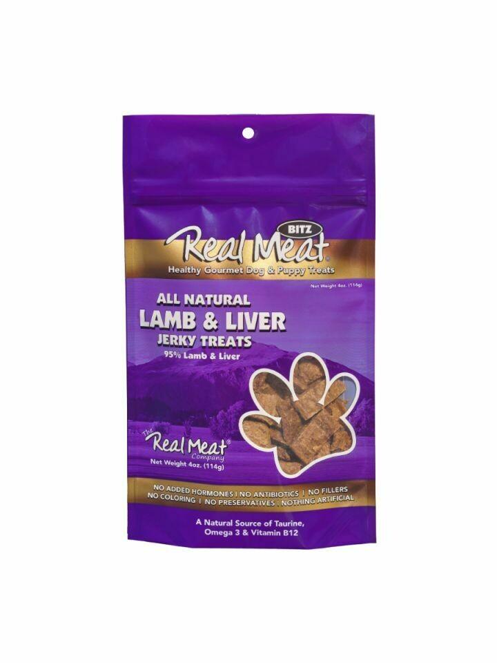 RM Jerky Lamb Liver 4oz