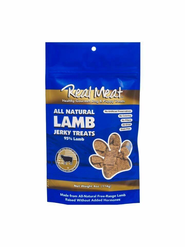 RM Jerky Lamb 4oz