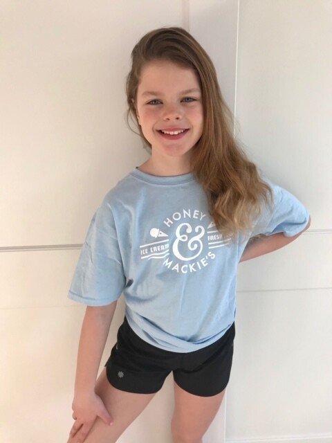 Youth Light Blue T-shirt