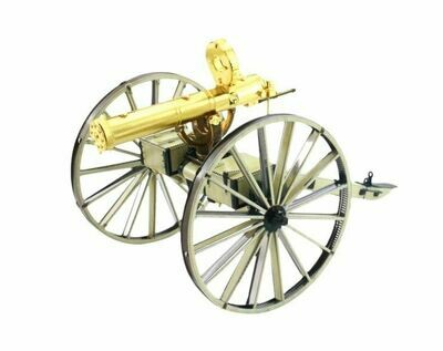 Metal Earth GATLING GUN