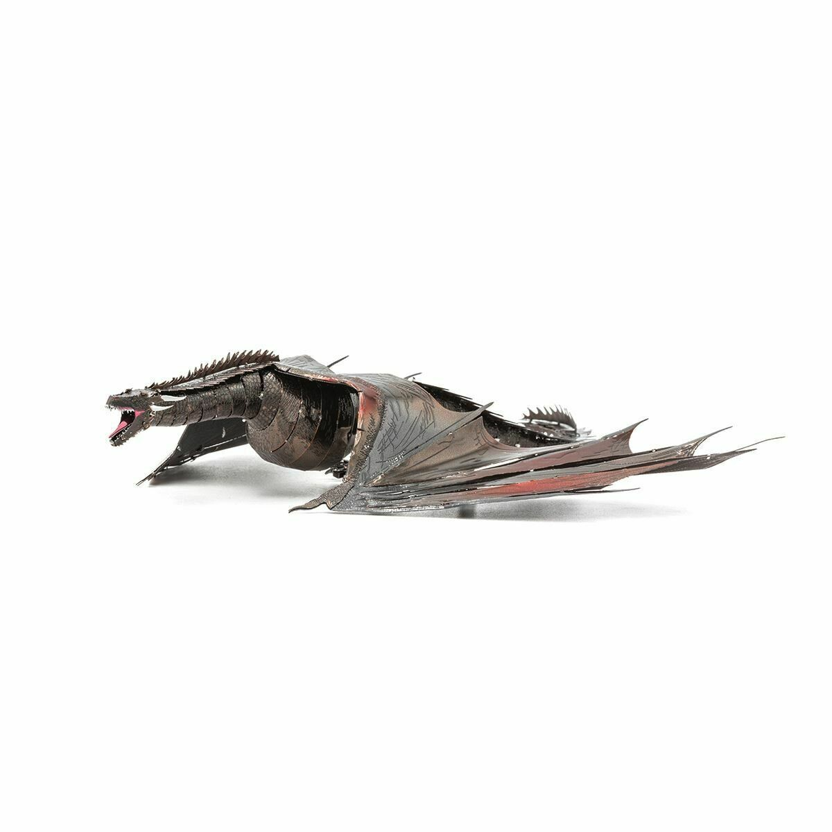 METAL EARTH ICONX DROGON COLOR GAME OF THRONES