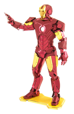 METAL EARTH IRON MAN (MARK IV)