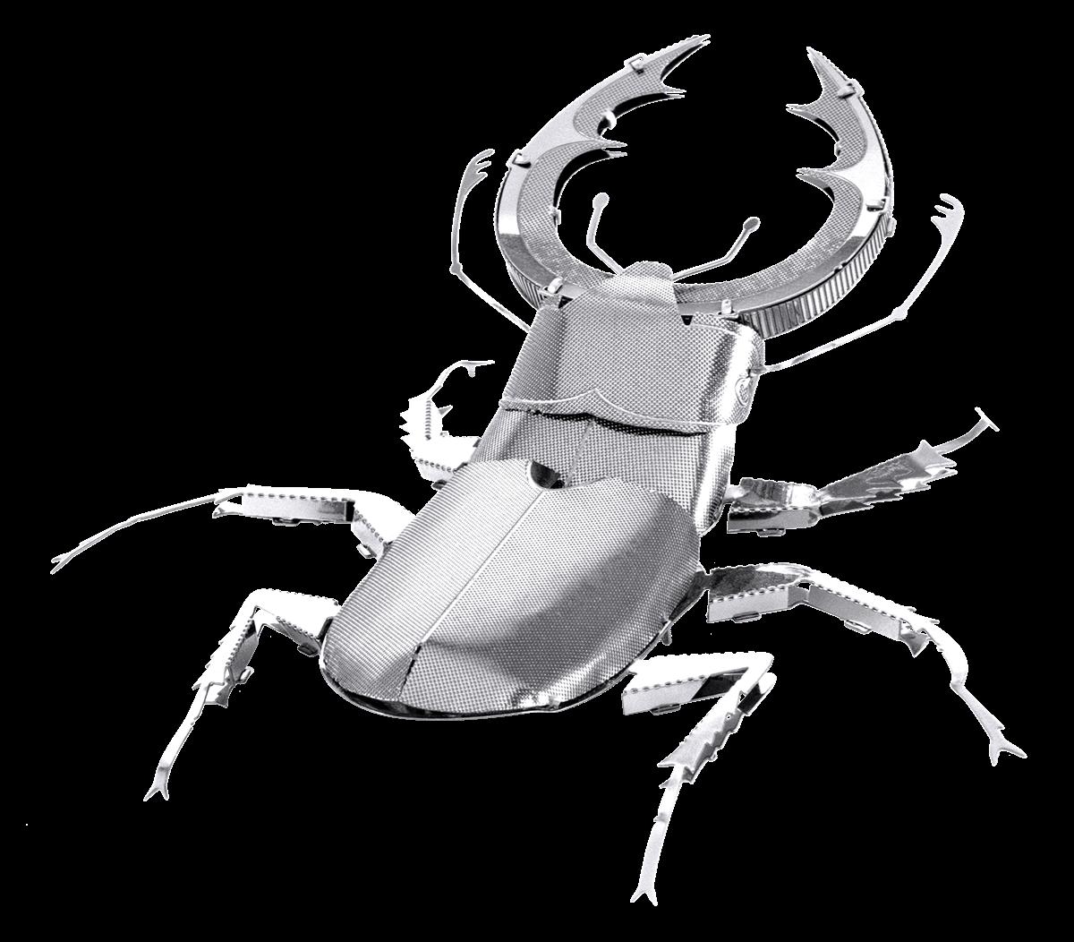 Metal Earth Stag Beetle