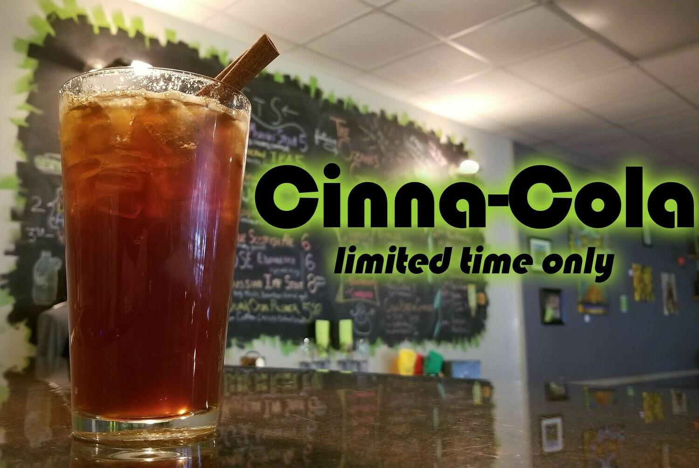 Cinna-Cola Soda