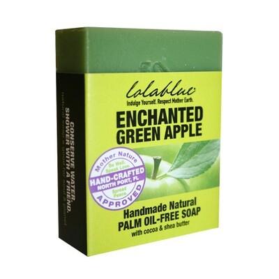 Lolablue Soap- Enchanted Green Apple