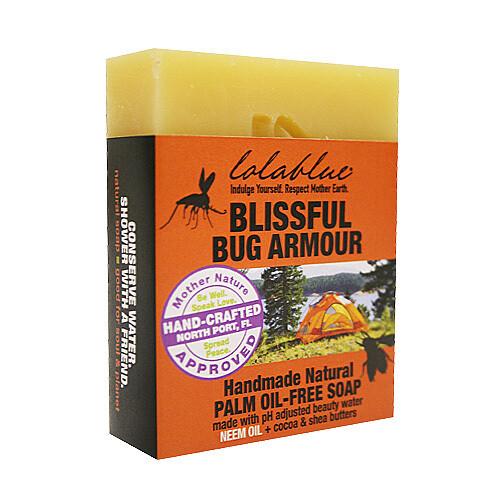 LolaBlue-  Soap  blissful bug