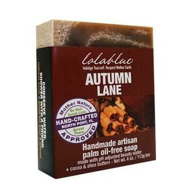 LolaBlue-  Soap  Autumn Lane