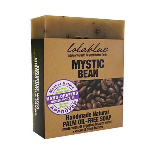 Lolablue-Soap-Mystic Bean