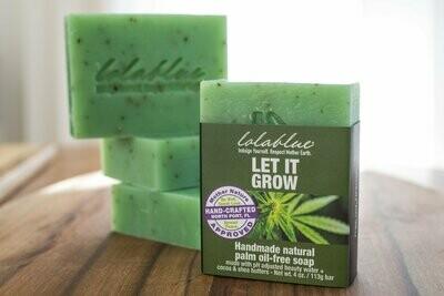 LolaBlue-  Soap  let it grow