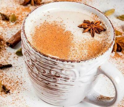 Lolablue-Candle-Pumpkin Chai