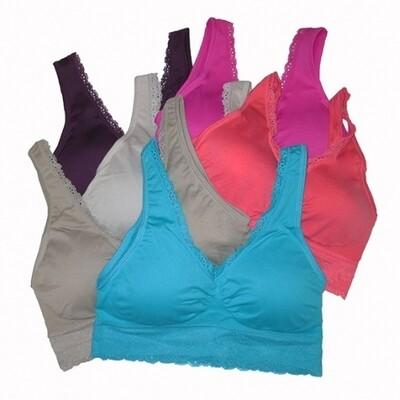 Coobie Lace Comfort Bra