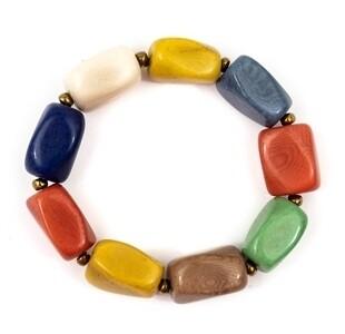 Tagua-Anbel Bracelet-Multi