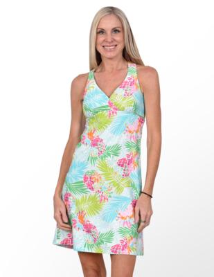 Southwind Dress-Chesapeake