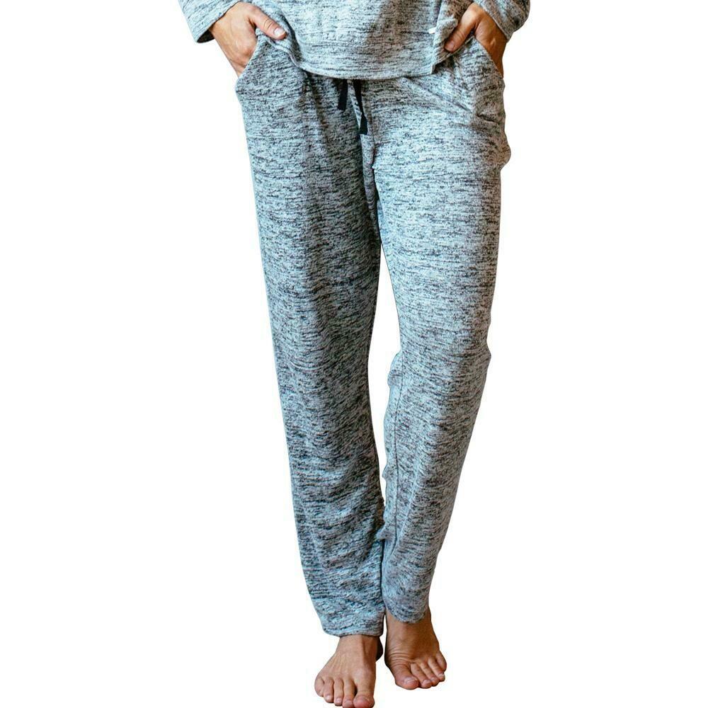Hello Mello-Weekender Pants Gray  M