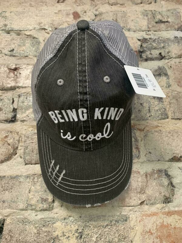 Hat-  Being Kind is Cool Trucker Hat