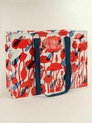 Blue Q Tote Bags - FLOWER SHOWER SHOULDER TOTE