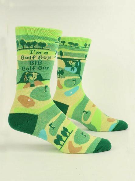 Blue Q Mens Socks - I'm a Golf Guy