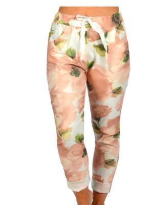 CLW - Peach Poppy Pants (One Size)