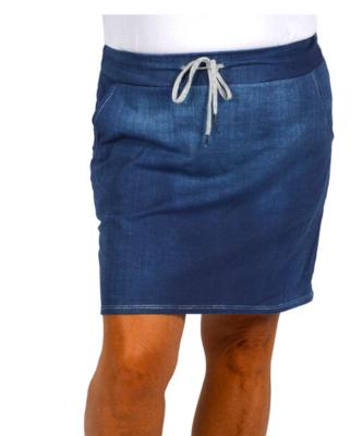 CLW - Dark Blue Jean Skirt (One Size)