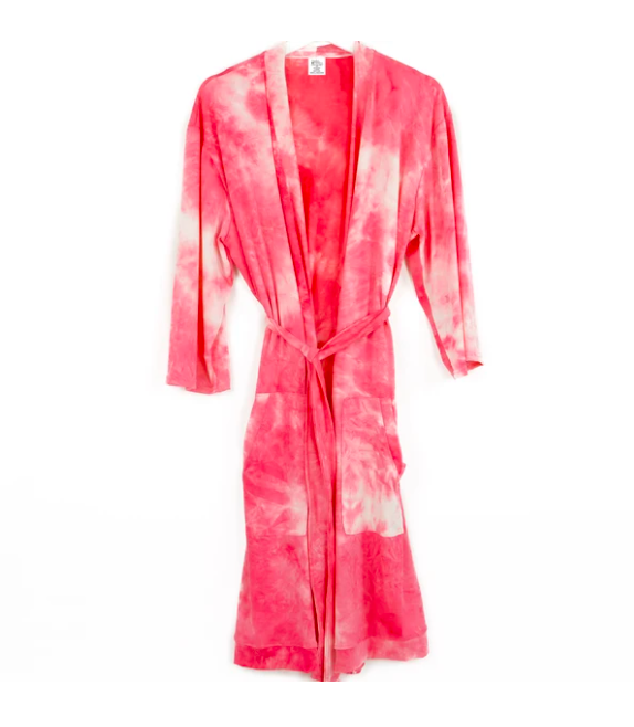 Hello Mello - Dye The Limit Robe - Pink