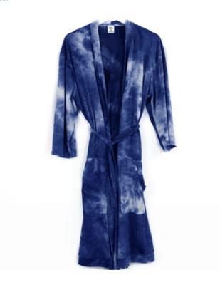 Hello Mello - Dyes The Limit Robe - Navy