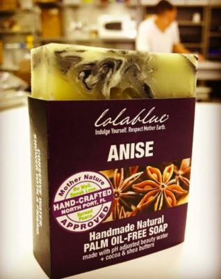 Lolablue Soap- Anise