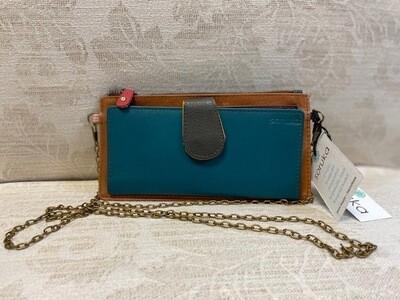 Soruka- Kimber wallet/clutch with chain