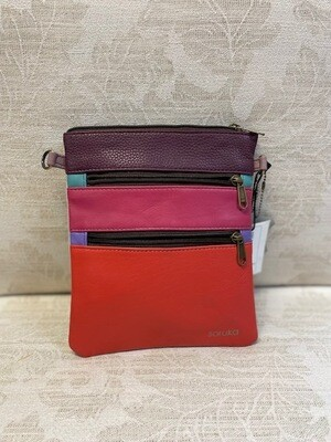 Soruka- Maya (Passport bag)