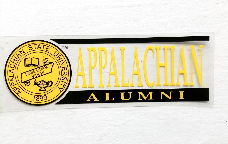 Alumni Stickers