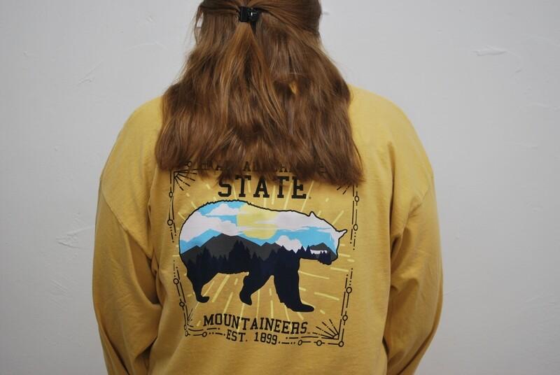 Bear-Long Sleeve