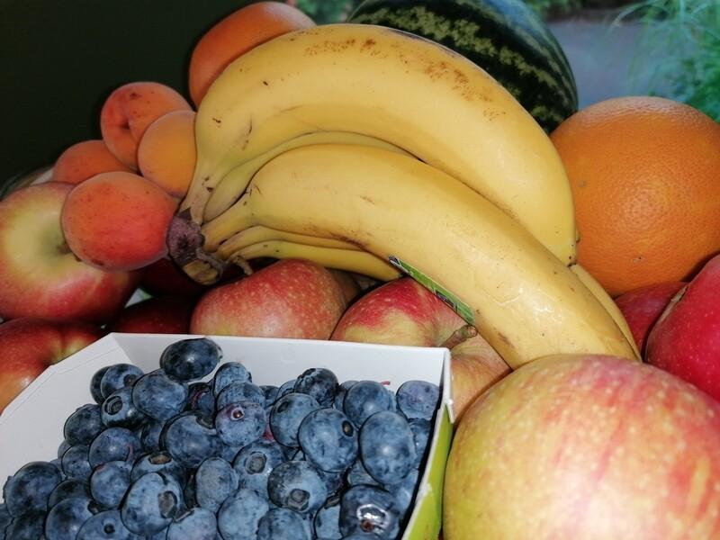 Bio-Früchte-Kiste