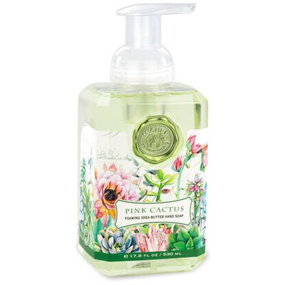Pink Cactus Foaming Hand Soap